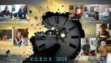 Carte Voeux 2019